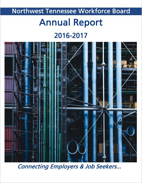 2016 17 Annual Report cover